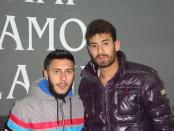 Mirko Somigliato e Antonio Serpico