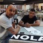Fiorenzo FALCO, centrocampista classe 1991 ex di Pisticci e Mariglianese