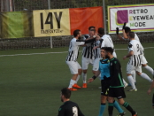 il Nola non si ferma più: la Virtus Avellino fermata 3-1 allo Sporting