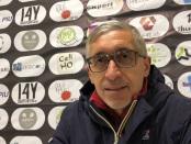 Stefano Liquidato ha caricato la squadra alla vigilia della finale di Coppa Italia con il Savoia
