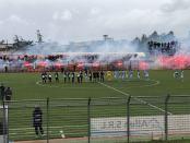 Grande entusiasmo allo Sporting Club per Nola-Cervinara