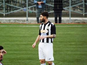 Vittorio Improta al primo gol in bianconero